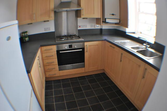 Thumbnail Flat to rent in Tuke Grove, Wakefield