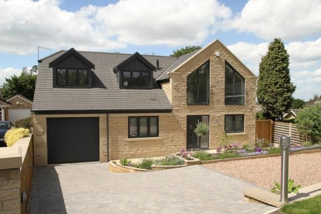 Thumbnail Detached house for sale in Hop Inge, Harthill, Sheffield, South Yorkshire