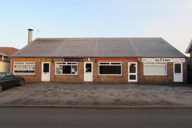 Thumbnail Retail premises to let in 31 High Street, Ruskington, Sleaford, Lincolnshire