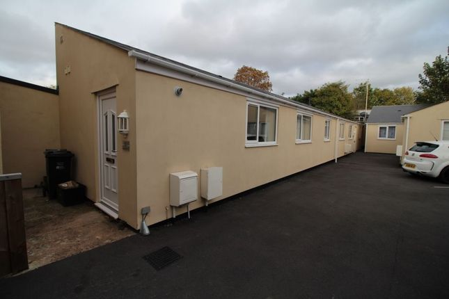 Thumbnail Bungalow to rent in Gibbs Court Alma Street, Taunton