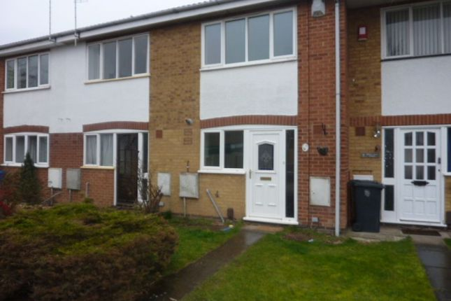 2 bed town house to rent in Small Meer Close, Chellaston, Derby DE73