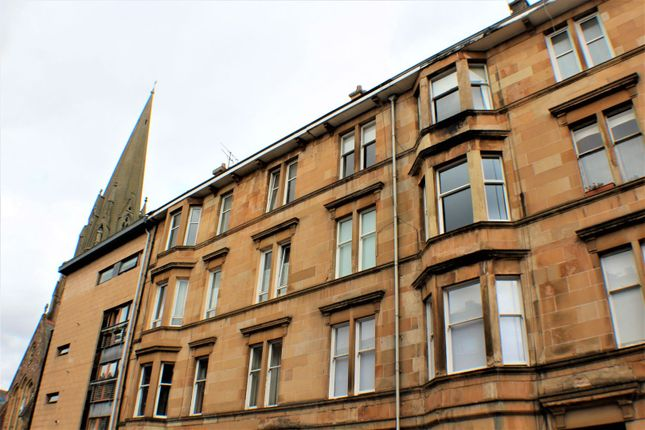 Thumbnail Flat for sale in 11 Napiershall Street, Glasgow