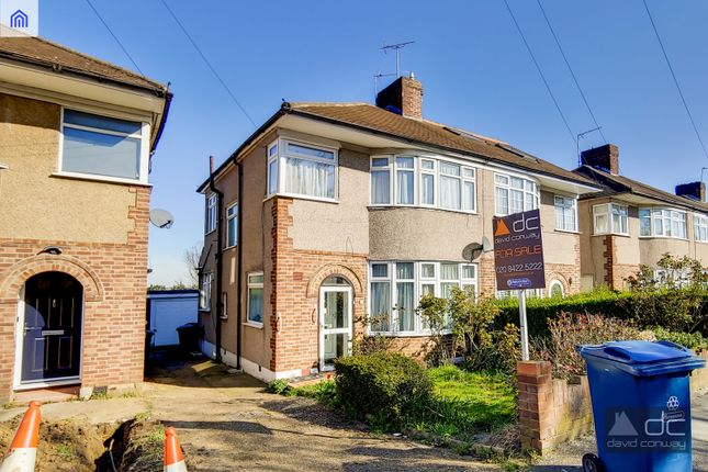 Thumbnail Semi-detached house for sale in The Heights, Northolt