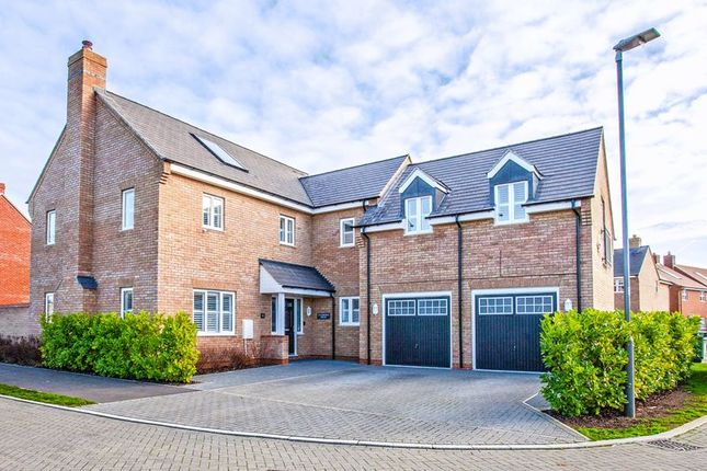 Thumbnail Detached house for sale in Rogers Lane, Buckingham