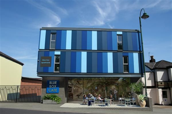 Studio to rent in Blue Box Apartments, 104-106 Bevois Valley Road, Southampton