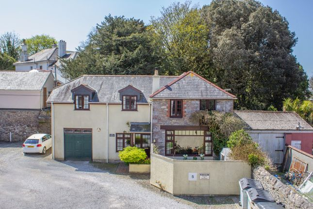 Thumbnail Detached house for sale in Crow Park, Fernleigh Road, Mannamead, Plymouth
