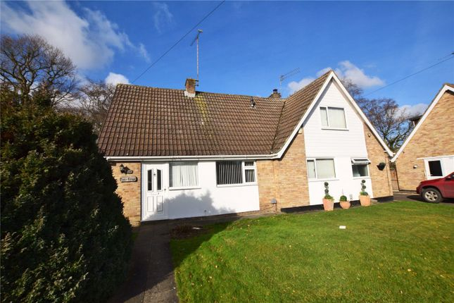 Thumbnail Semi-detached bungalow to rent in Lambert Crescent, Blackwater, Camberley
