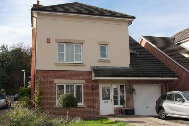 Thumbnail Detached house for sale in Wren Court, Quemerford, Calne, Wiltshire