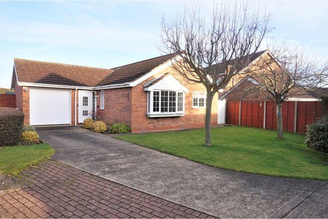 Thumbnail Detached bungalow for sale in Cardinal Court, Waltham