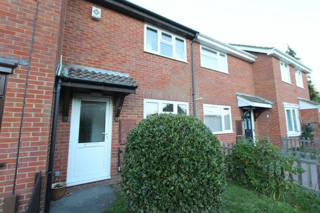 Thumbnail Terraced house for sale in Westwood Road, Netley Abbey, Southampton