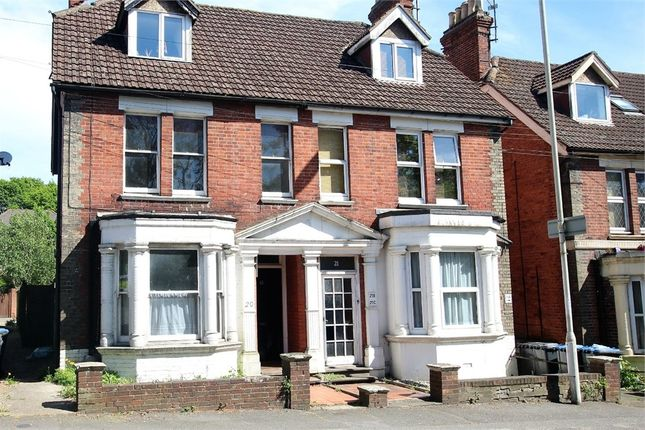 Thumbnail Maisonette for sale in Station Road, East Grinstead, West Sussex