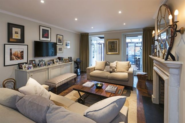 Thumbnail Flat to rent in Hampstead Hill Gardens, London