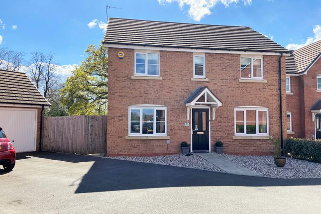 4 bed detached house for sale in Greyhound Road, The Brooks, Coventry CV6