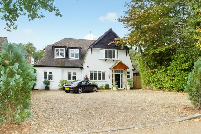 Thumbnail Detached house for sale in The Riding, Woking