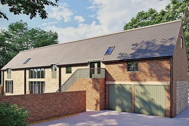 Thumbnail Barn conversion for sale in Highfield Farm, Palterton, Chesterfield