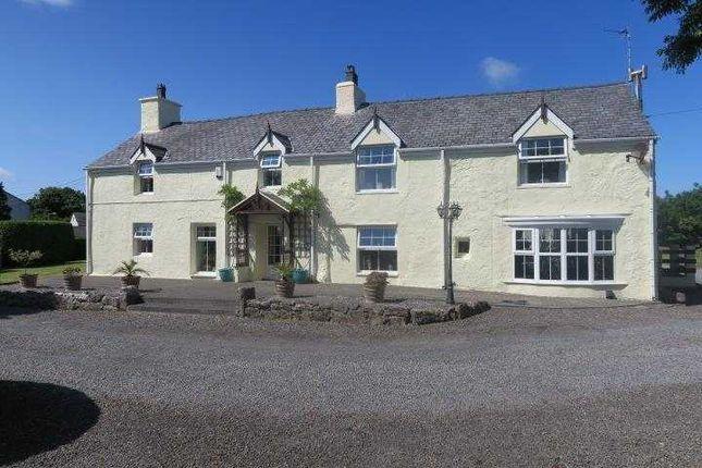 Thumbnail Detached house for sale in Tyddyn Fadog Estate, Benllech, Tyn-Y-Gongl