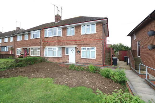Thumbnail Flat for sale in Gloucester Crescent, Rushden