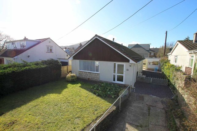 Thumbnail Detached bungalow for sale in Chapel Road, Abergavenny