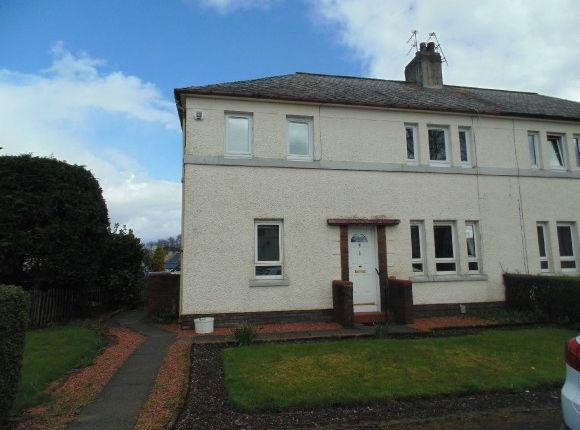 Thumbnail Flat to rent in The Grove, Kilbarchan, Johnstone