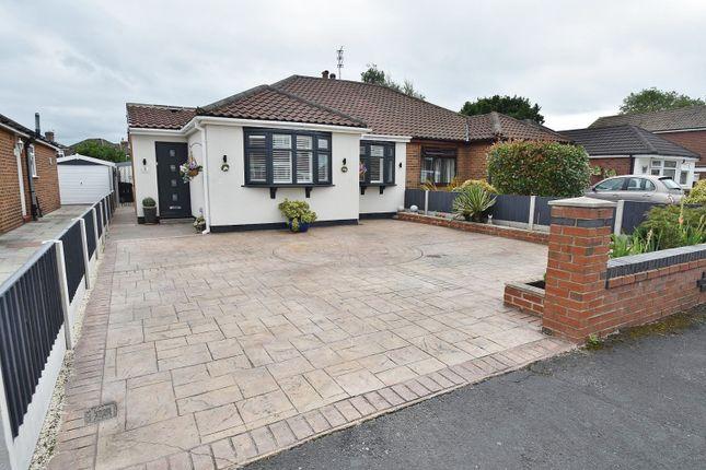 Thumbnail Semi-detached bungalow for sale in Stoneleigh Avenue, Sale