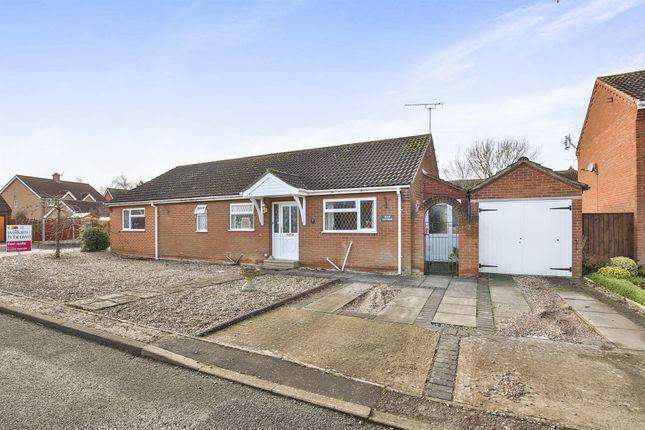 Thumbnail Detached bungalow for sale in Oakapple Drive, Dereham