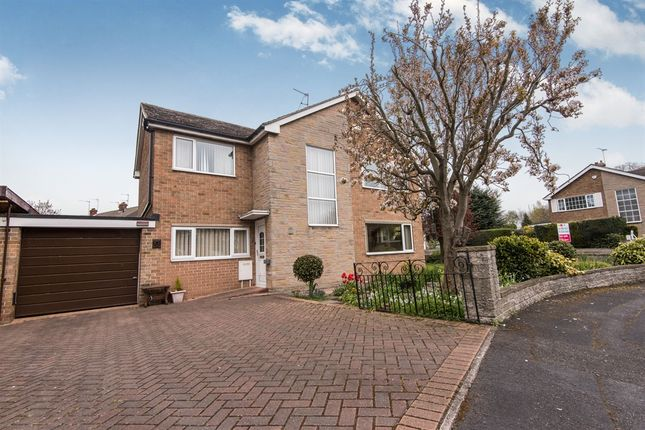 Thumbnail Detached house for sale in Old Hall Close, Sprotbrough, Doncaster