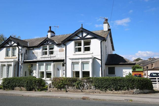 Thumbnail Semi-detached house for sale in Lancaster Road, Crag Bank, Carnforth