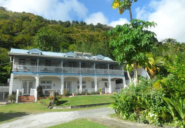 Thumbnail Property for sale in La Haut, Soufriere, St. Lucia