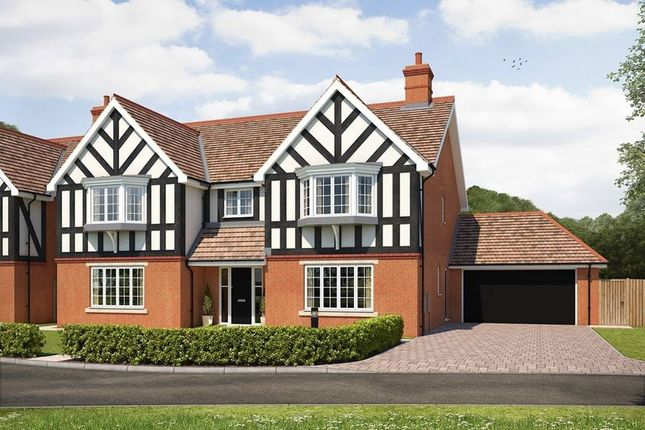 "Thumbnail Detached house for sale in ""Holly House"" at Kendal End Road, Barnt Green, Birmingham"