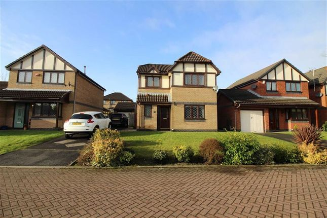 Thumbnail Detached house to rent in Appleby Close, Bury, Greater Manchester