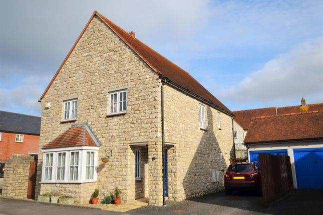 Thumbnail Detached house for sale in The Fields, Mere, Warminster