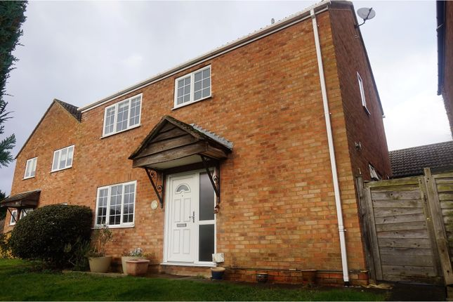 Thumbnail Detached house for sale in High Street, Wymington