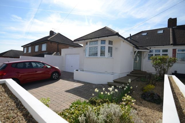 Thumbnail Terraced bungalow for sale in Harefield Road, Sidcup