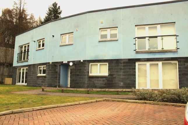 Thumbnail Flat to rent in Bluebell Walk, Cumbernauld, Glasgow