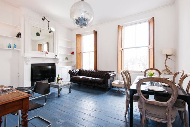 Thumbnail Flat to rent in Portobello Road, Ladbroke Grove, London
