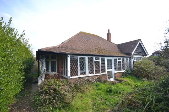 Thumbnail Detached bungalow for sale in Longacre Lane, Selsey