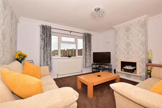 Thumbnail Semi-detached bungalow for sale in Ramsgate Road, Broadstairs, Kent