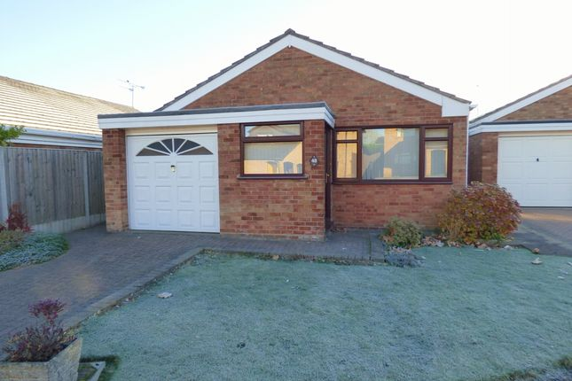 Thumbnail Bungalow to rent in Thistley Field, Coventry