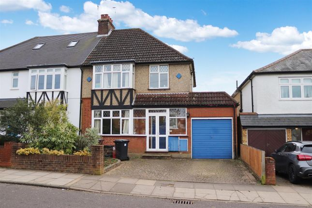 Semi-detached house for sale in Salisbury Avenue, St.Albans