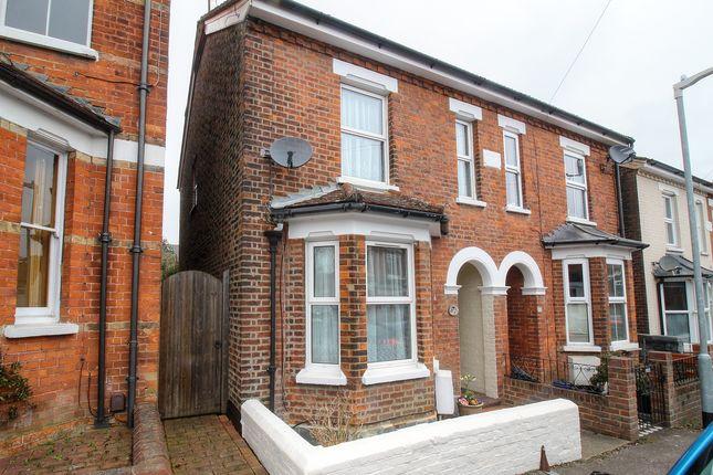 Thumbnail Semi-detached house for sale in Preston Road, Tonbridge