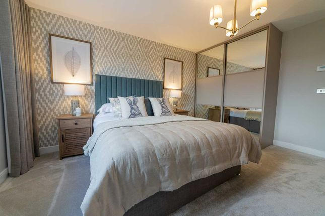 """Detached house for sale in """"The Pembroke"""" at Thorney Green Road, Stowupland, Stowmarket"""
