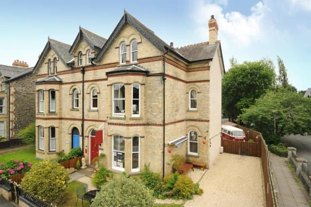 Thumbnail Semi-detached house for sale in North Road, Builth Wells, Powys