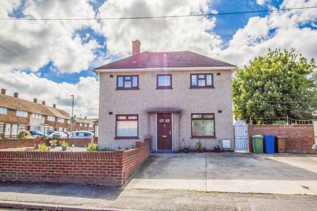 Thumbnail End terrace house for sale in Shannon Way, Aveley, South Ockendon