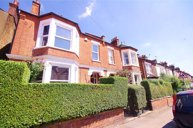 Thumbnail Semi-detached house to rent in Addiscombe Road, Watford, Hertfordshire