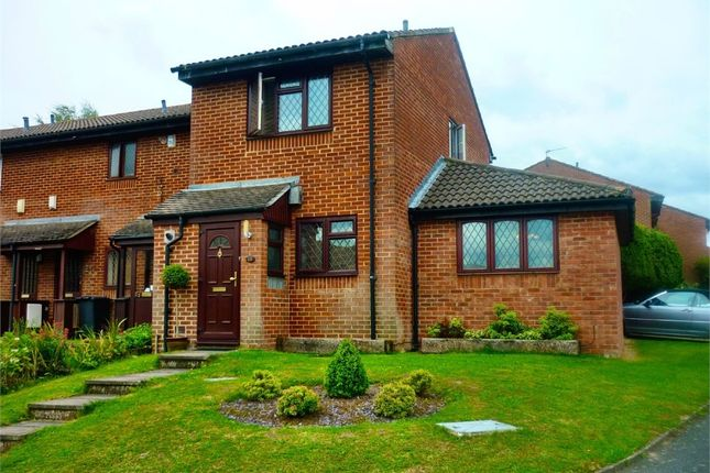 Thumbnail End terrace house to rent in Sandpiper Way, Orpington, Kent