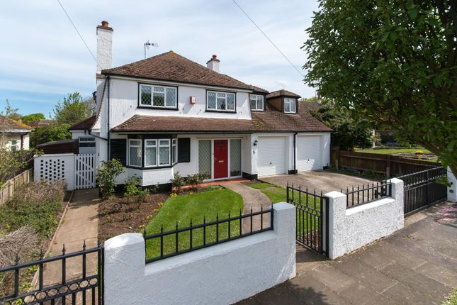Thumbnail Detached house for sale in Wilkie Road, Birchington