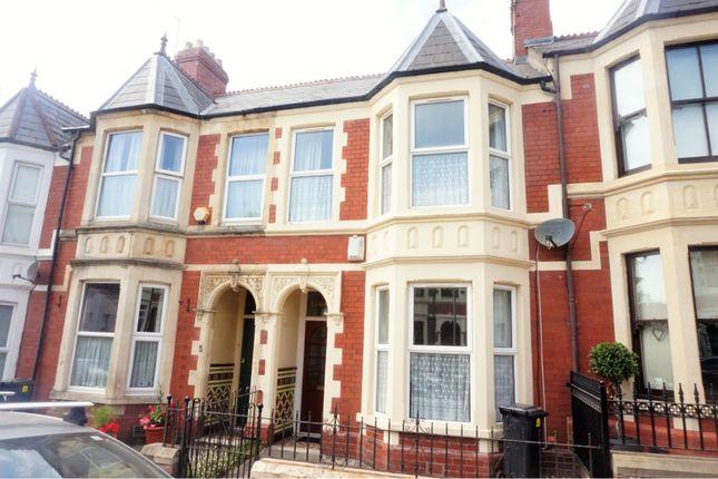 Thumbnail Terraced house for sale in Mafeking Road, Penylan