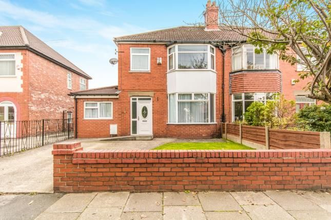 Thumbnail Semi-detached house for sale in Windmill Lane, Dane Bank, Denton, Greater Manchester