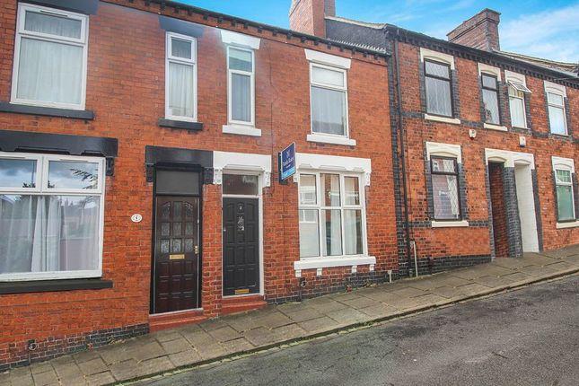 Thumbnail Terraced house to rent in Balliol Street, Penkhull, Stoke-On-Trent