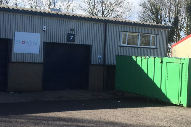 Thumbnail Industrial to let in Wern Trading Estate, Newport